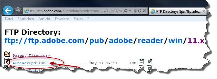 Adobe Reader Update Download